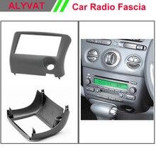 Лучшие качества Автомобилей радио CD Рамка переходная рамка панели установки объемного отделка комплект для TOYOTA Yaris Echo 1999-2005 2-DIN
