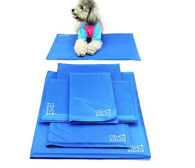 Summer waterproof dog soft cool mat pad bed house for small dog pet cat cooler cooling ice pad mat cushion car seat cover ...