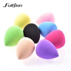 Fulljion 1 stücke frauen Make-Up Foundation Schwamm Kosmetische Puff pulver Puff Powder Glatte Schönheit zu Machen Up Werkzeuge Zubehör