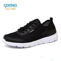Plus Size Men Summer Running Shoes Women Sneakers 2017 Breathable Mesh Sport Shoes Men Lightweight Cushioning