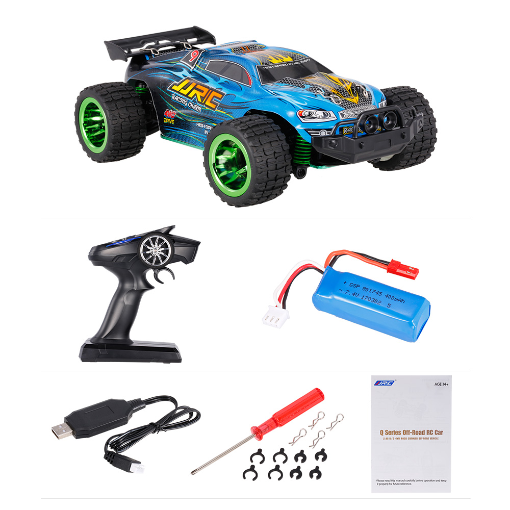 JJR C Q36 2 4GHz 4WD 1 26 Electric RTR High Speed Buggy RC Car SUV