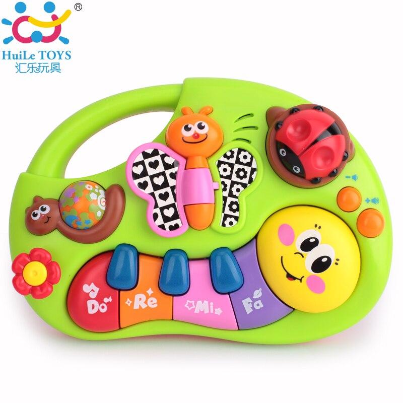 Niño Máquina de Aprendizaje Del Juguete con Luces, Canciones de la música, Histo