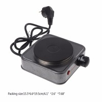 Mini Electric Stove Coffee Heater Plate 500W Multifunctional Home Appliance Kit EU plug 230V