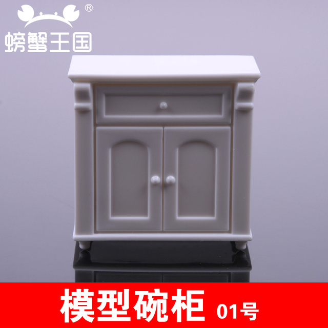 Cottage Diy Architectural Model Material Interior Fittings Furniture