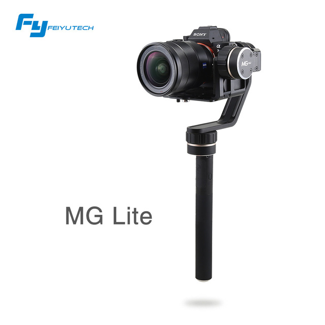 FeiyuTech  FY-MG Lite 3 axis handheld mirrorless camera gimbal for Sony A7 series / Panasonnic GH4  FY-MG Lite