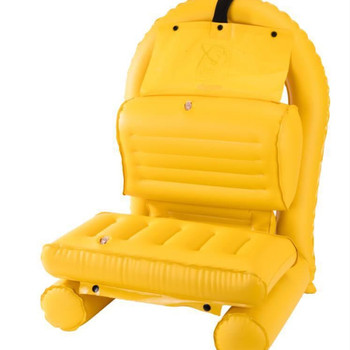 Открытый автомобиль инфляция детское кресло безопасности удобный тип детский коврик Складная общего назначения Детская безопасность возд...