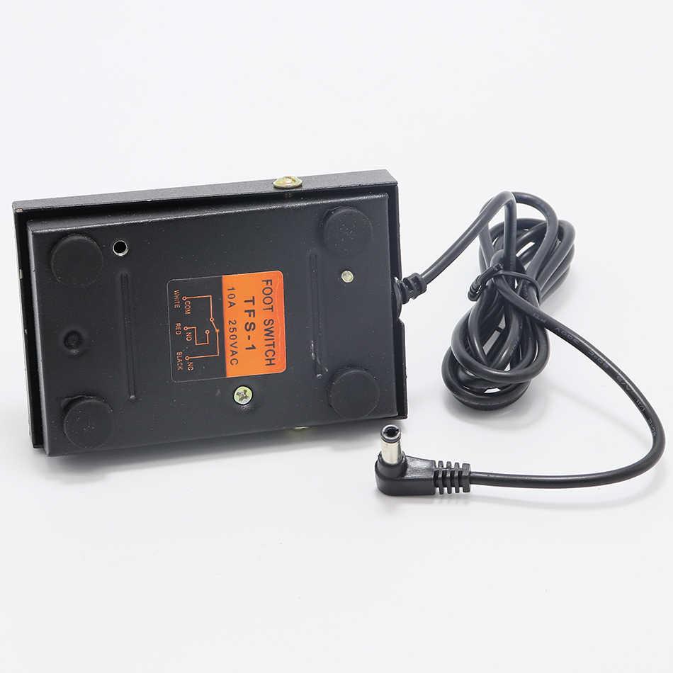 SUNKKO batterij puntlassen machine gewijd line controle voetschakelaar voor SUNKKO 709A 709AD + 737U 737G serie
