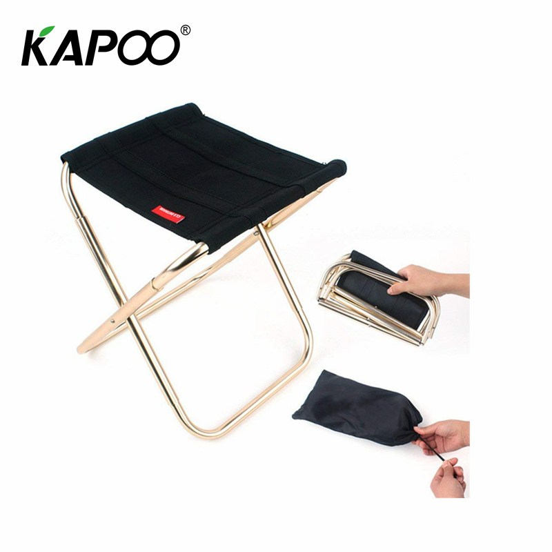 Outdoor Camping Hammock Mini Portable Folding Chair For Camping