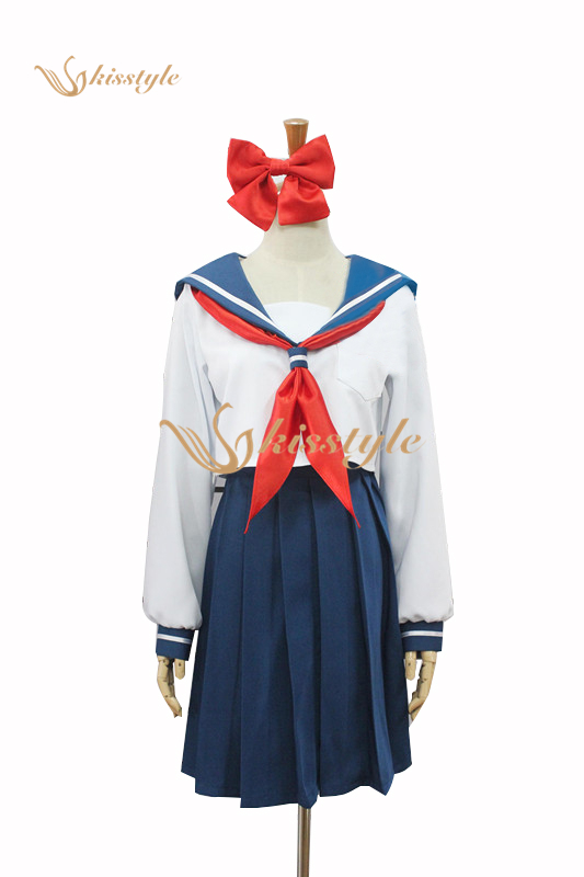 Kisstyle Fashion Sailor Moon Sailor Stars Sailor Venus/Minako Aino/Mina Aino Uniform Cosplay Clothing Costume