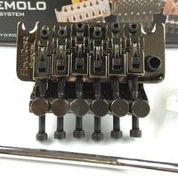 Genuine Original Floyd Rose Special Series Tremolo System Bridge FRTS5000 Black Nickel Without Original Packaging
