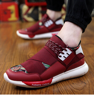 55c30d954 The new Y3 men s shoes Y-3 QASA High darth vader Ninja shoes lovers shoes  sneakers