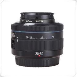 I-Fn 20-50mm f/3.5-5.6 ED zoom lens for samsung NX1000 NX1100 NX2000 NX3000 NX200 NX210 NX300m NX3300 NX500 camera