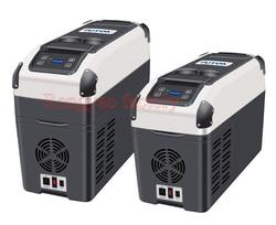 Yt-e-16p компрессор автомобильный холодильник Dc 12v24v морозильная камера холодильная морозильная камера двойного назначения холодильник
