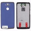 Оригинальный Аккумулятор Дверь Задняя Крышка Для Motorola DROID Turbo XT1254 Черный/Синий/Красный