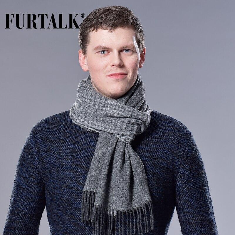 шарф мужчин