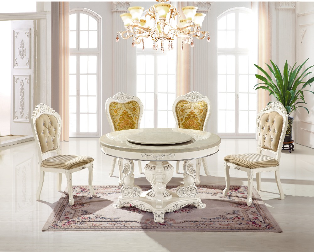 2018 Oak Furniture Meuble Dining Table Sets living room tables Free ...