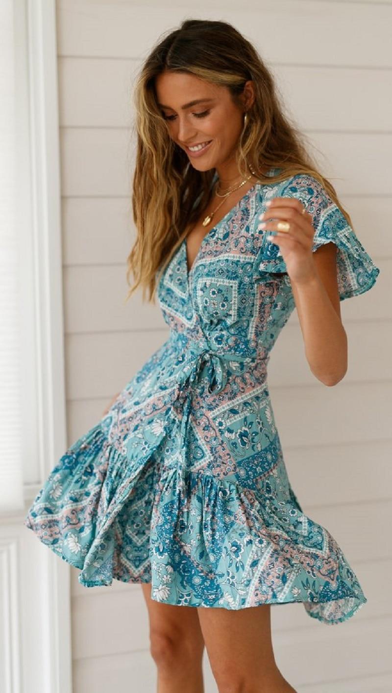 BCP_0781_6f294797-5dfd-401c-af0e-0ec0faf02ecc_1024x1024 (1) vieunsta vintage floral imprimir praia vestido de verão das mulheres novas com decote em v plissado uma linha de mini vestido elegante vestido plissado vestido de verão cinto - HTB1fKnTaNrvK1RjSszeq6yObFXaj - VIEUNSTA Vintage Floral Imprimir Praia Vestido de Verão Das Mulheres Novas Com Decote Em V Plissado Uma Linha de Mini Vestido Elegante Vestido Plissado Vestido de Verão Cinto