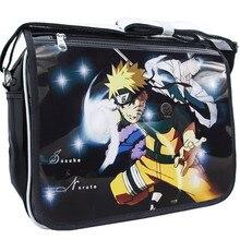 8c70a5d90baa5 Serin Naruto Crossbody Anime omuz çantası Messenger çanta için kadın erkek  okul çantaları kitap çanta için