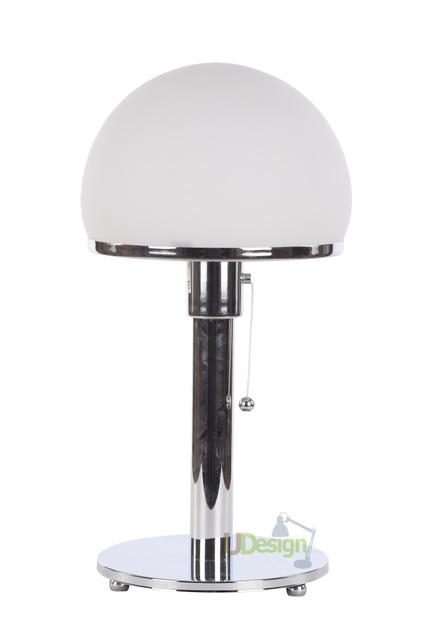 Designer lighting replica wg24 wilhelm wagenfeld bauhaus for Wagenfeld leuchte replica