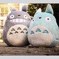 Japón Anime TOTORO muñeco de Peluche Almohada/Amortiguador de la Historieta blanco muñeca totoro/kikis delivery service negro cat kids juguetes