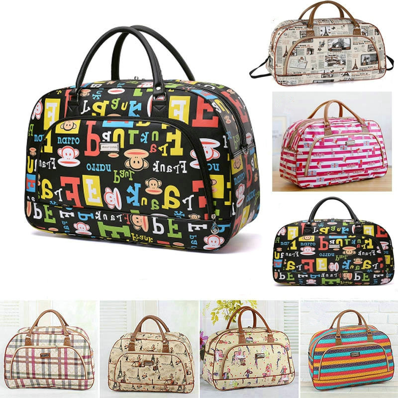Duffle Bag Woman Water Proof Travel Bag Girl Weekender Bags Travel Female Luggage Sac Voyages Femme
