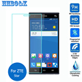 Safety Tempered Protective Glass Film 0.3mm For ZTE Star 1 S2002 Star 2 TD-LTE S2007 Star1 Star2 Screen Protector on phone