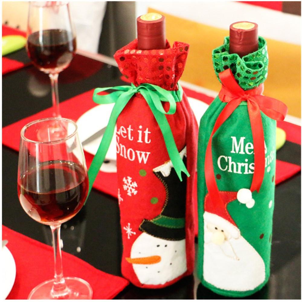 1pc-Christmas-Wine-Bottle-Bag-Dinner-Party-Decoration-Bow-Knot-Snowman-Christmas-Tree-Santa-Claus-Bottle