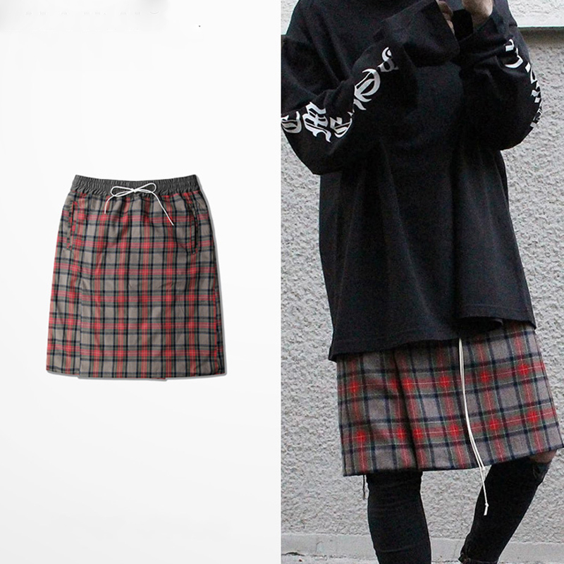 Мужская юбка шорты