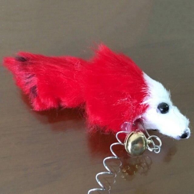3 pz Pet Cat Toys Piuma False Parte Inferiore Del Mouse Ventosa Gattino Gioca I Giocattoli Pet Sedile Scratch Toy Prodotti per Gatti giocattolo per il Gatto Regalo