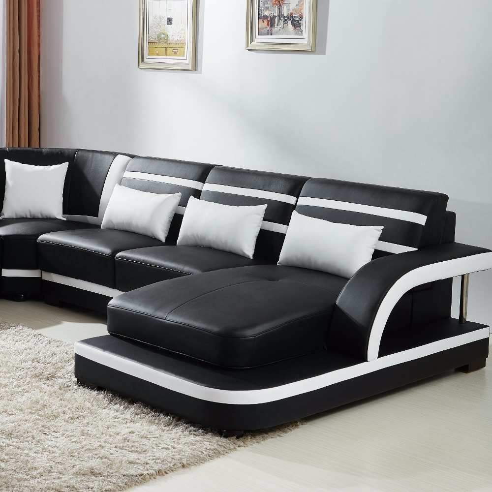 shaped living having sectional coffee pin decorating black with fabric likewise simple cheap ottoman ideas table on square sofas legs affordable hardwood room u