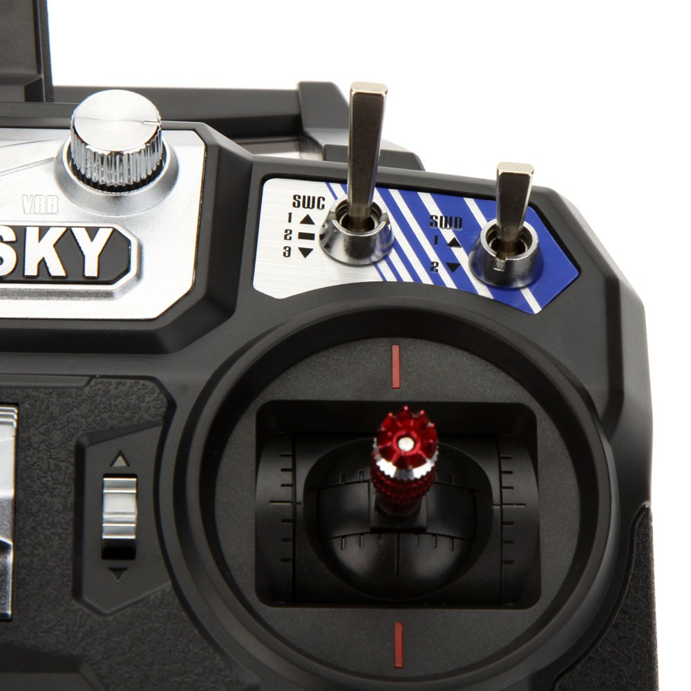 FlySky FS-i6 Remote Controller 2.4G 6CH AFHDS RC Transmitter With FS-iA6 FS-iA6B Receiver for Airplane UAV Multicopter DIY Drone