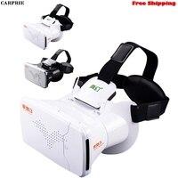 CARPRIE Google תיבת קרטון VR מציאות מדומה משקפיים 3D עבור iPhone 6 S/6 S בתוספת משלוח חינם