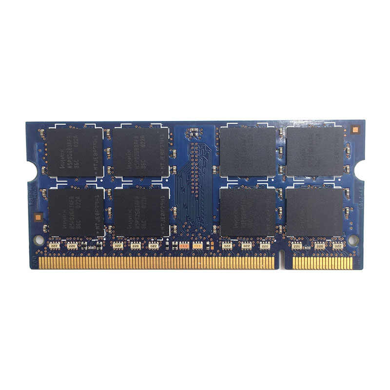HRUIYL Ram SO-DIMM DDR2 4 GB 2 GB 1 GB PC2-4200S PC2-5300S PC2-6400S DDR 2 1G 2G 4G 533 Mhz 667 MHZ 800 MHZ מחשב נייד מחברת זיכרון
