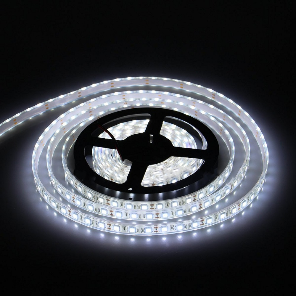 led strip light 5050 met full silicon tube waterproof IP68 DC 12V - LED-Verlichting - Foto 6