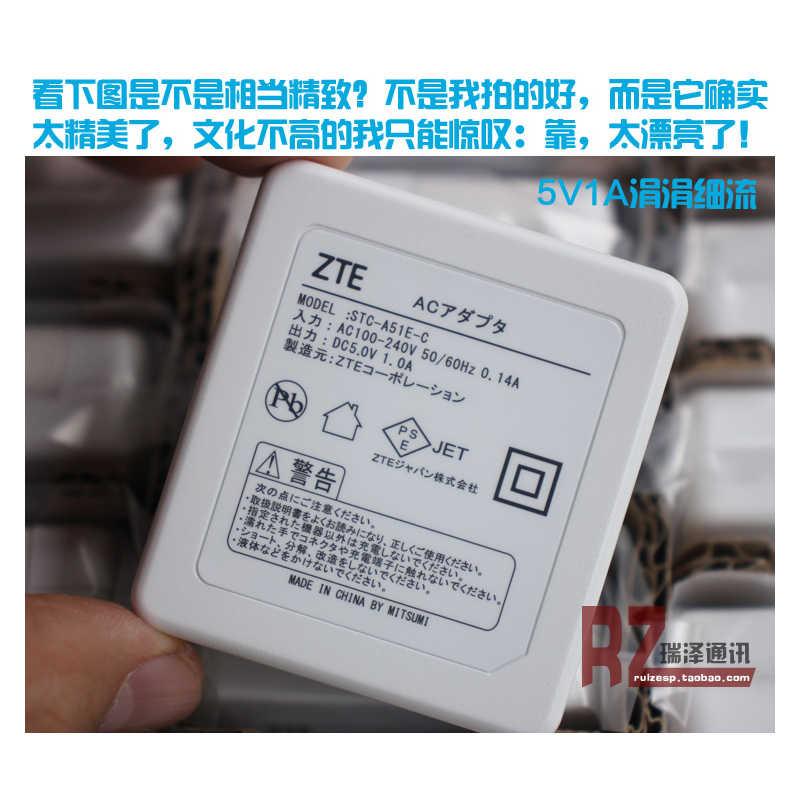Chargeur universel d'origine 5V-1A pour adaptateur chargeur ZTE pour iPhone XR XS charge maximale pour Samsung Note 9 S8 S9 Huawei P20