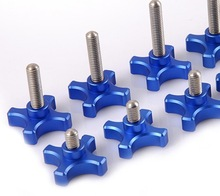 2PCS/LOT . M6X12MM Diameter:32mm stainless steel screw CNC machining bolt head