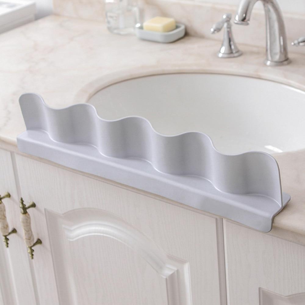 Kitchen Cute Pattern Sink Splash Guard Anti-Splash Water Baffle Kitchen Hot