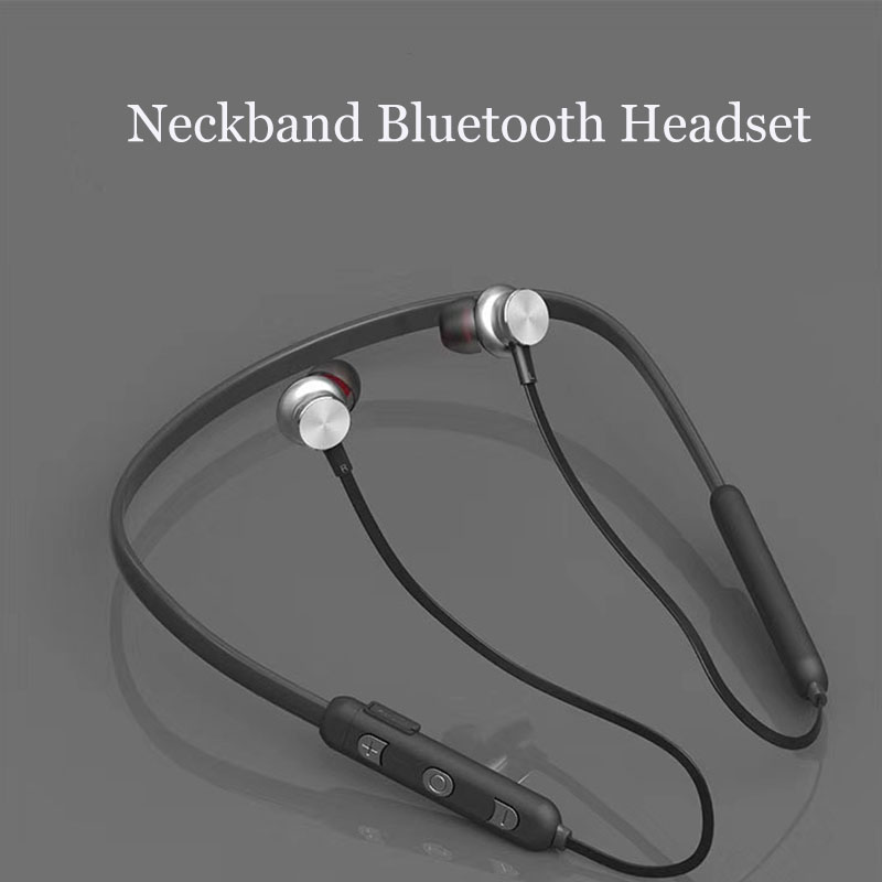 Wireless Neckband Headset with Mic HD Stereo In Ear Earbuds for Digma Platina 7.1 4G TabletHeadsets With Mic Wireless Earphones new glow in the dark earphones luminous night light glowing headset in ear earbuds stereo hands free with mic