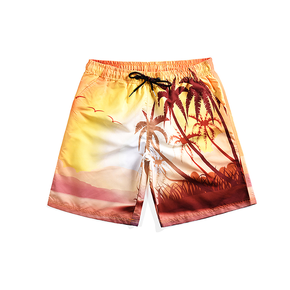Quick Dry Board Shorts for Men AIMPACT (3)
