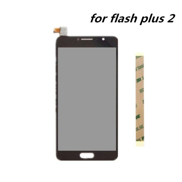 5.5 inch Voor ALCATEL FLASH PLUS 2 LCD Montage Scherm + Touch Screen Panel Vervanging voor ALCATEL FLASH PLUS 2 mobiele Telefoon