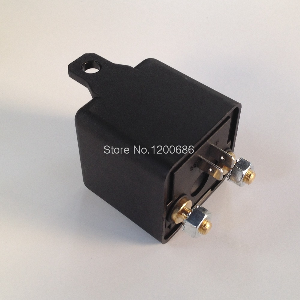 24V 120A car relay high-current contactor vehicle switch modification 3rt10241bb40 contactor relay