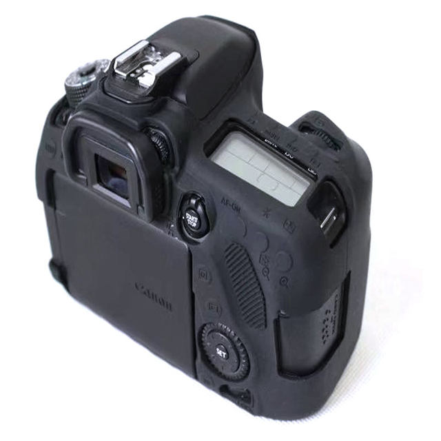 online shop high quality soft silicone camera cover for canon eos