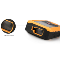 Portable hand held laser rangefinder T series 100m electronic ruler laser ruler belt blister