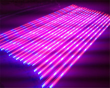 1200mm grow light 18w T8 LED tube light SMD3528 288pcs AC85-265V plant grow tube light for greenhouse