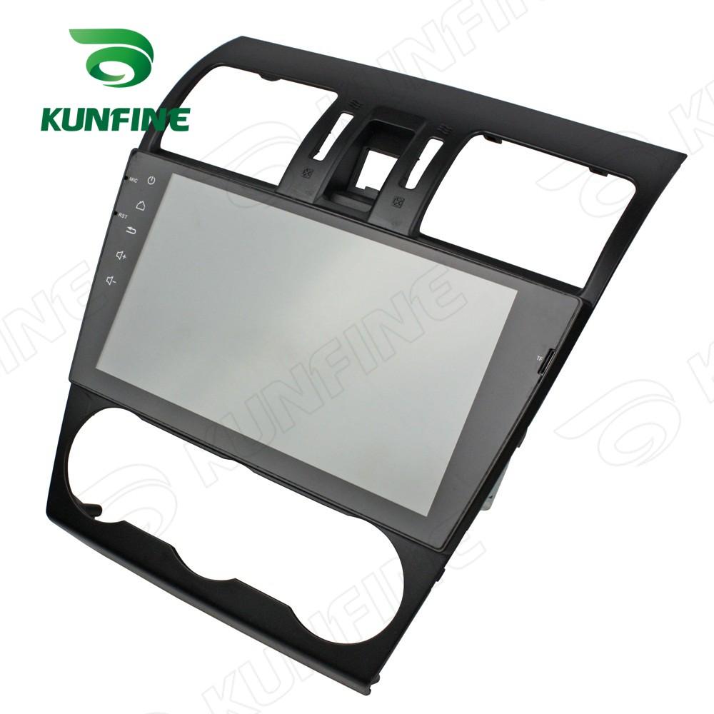 Car dvd GPS Navigation player for Subaru Forester 2014 B