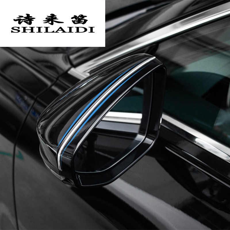車のスタイリングバックミラーシェル装飾カバーステッカー audi new A6 C7 A3 A4 B9 A7 Q5 q7 自動車の付属品