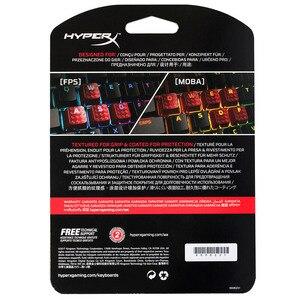 Image 4 - Kingston HyperX keycaps for RGB gaming mechanical keyboard kit clavier gamer 8pcs key cap tactile grip FPS MOBA