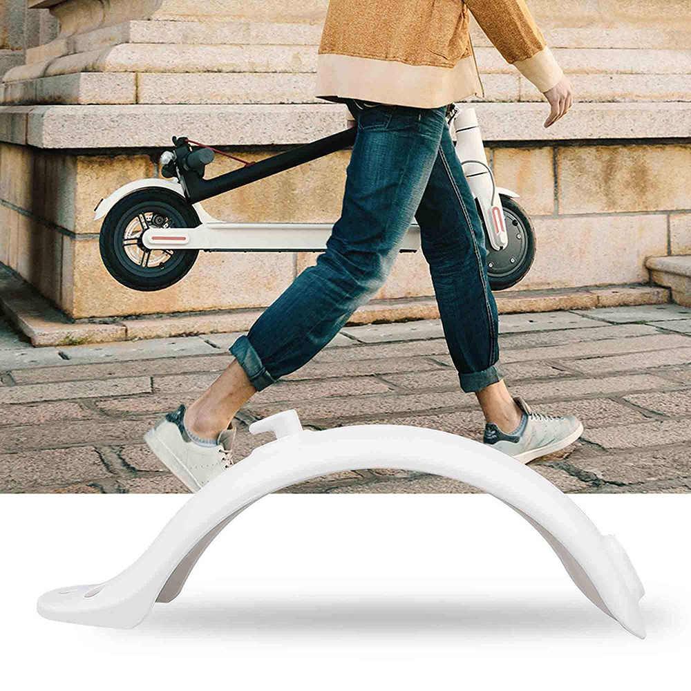 Haak Cover Voor Achter Spatbord Scooter Vleugels Fenders Ondersteuning Bescherming Rubber Stopper Voor Xiaomi M365 Onderdelen Schroeven Bikes Onderdelen