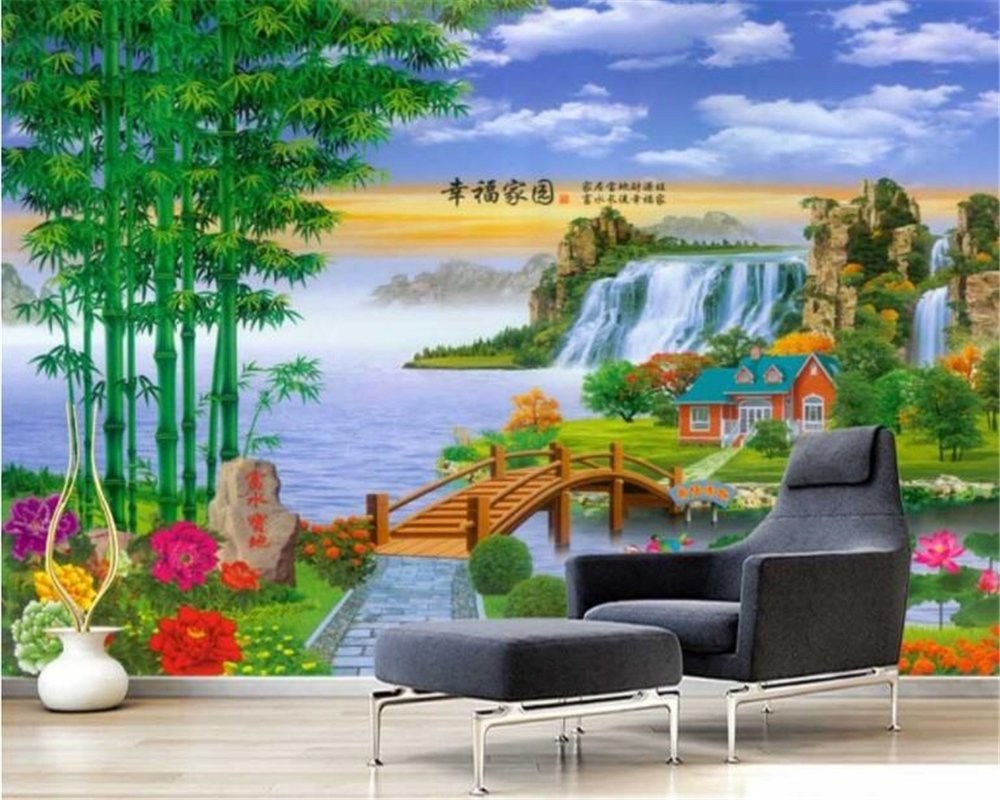 Online Buy Grosir Hd Kertas Dinding From China Hd Kertas Dinding