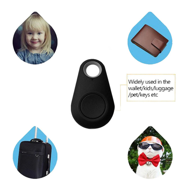 Smart Bluetooth Anti-lost Locator Tag Alarm Tracker Device For Mobile Child Bag Wallet Key Finder Locator Anti Lost Tracke